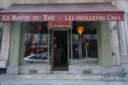 La Route du Thé à Versailles